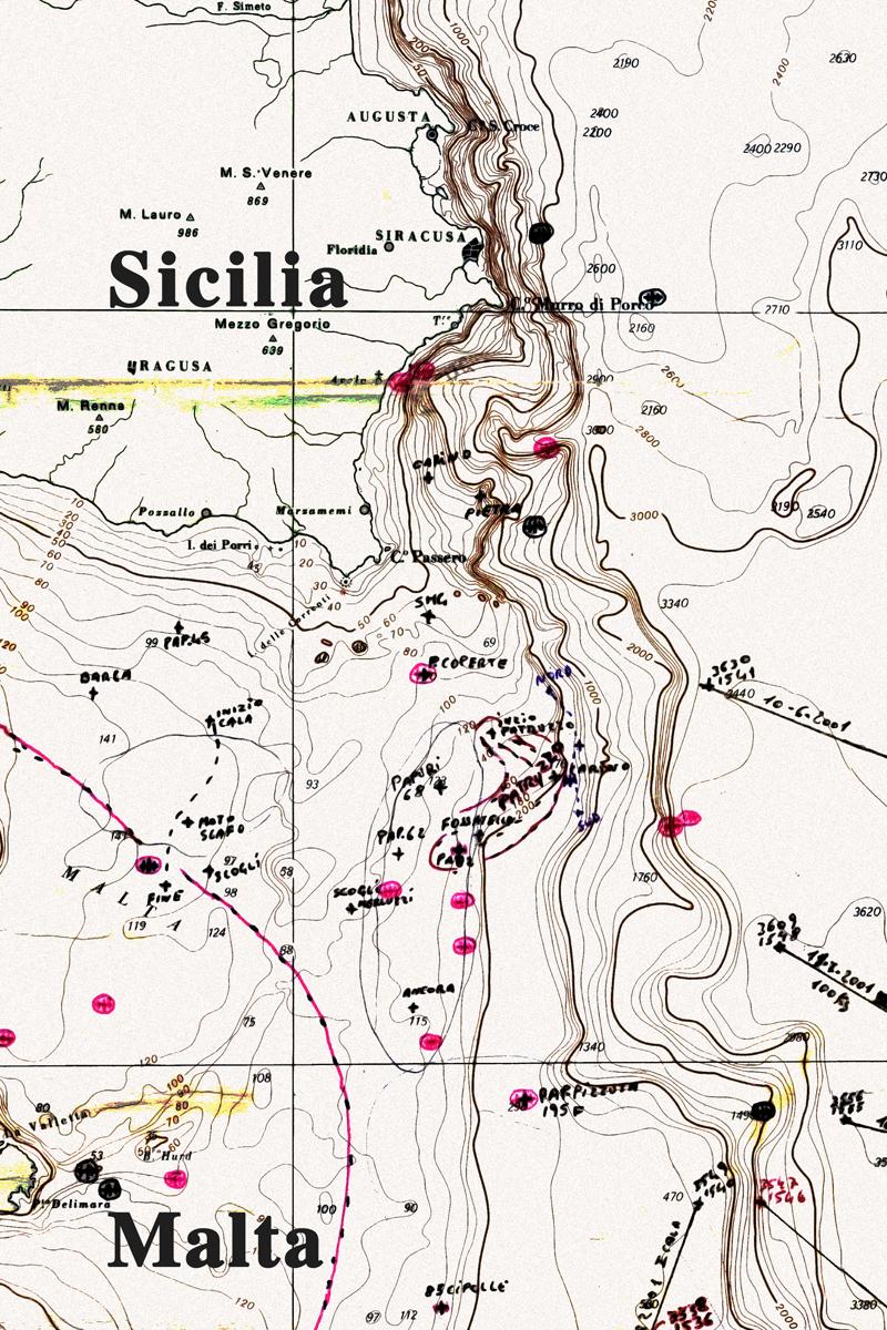 manuele gaetano troina sicily map - photo#1